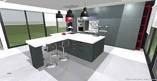 conception cuisine professionnelle logiciel cuisine 3d gratuit lapeyre unique conception cuisine 3d