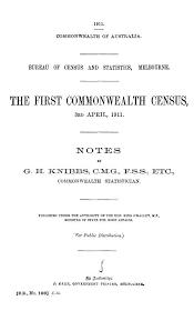 bureau of census and statistics 1911 australian census