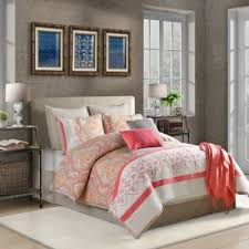 Coral Colored Bedding by Buy Coral Colored Comforter Set From Bed Bath U0026 Beyond