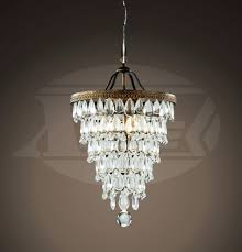 Chandeliers ~ Savona Glass Droplet Chandelier Annabelle Crystal ... Pottery Barn Clarissa Glass Drop Medium 19 Round Crystal Candle Chandelier And Chandeliers Rectangular By Ding Room Marvellous Style Rooms 4132239 Small Antique Best 25 Barn Chandelier Ideas On Pinterest Bronze Earrings Musethollective Extra Long Fniture Design 104 Mesmerizing Extralong