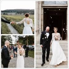 2018 Vintage Rustic Wedding Dress Boho Dresses Designed By Sarah Seven A Line