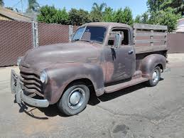 1950 Chevy 3100 Truck Shortbed Patina Ratrod 3100 Not 1948 1949 1951 ... Tci Eeering 471954 Chevy Truck Suspension 4link Leaf 1950 Parts Catalog Pictures Smallblock Chevrolet 3100 Pickup Chevygmc Pickup Brothers Classic 10 Trucks You Can Buy For Summerjob Cash Roadkill Pinterest Trucks Chevrolet F60 Monterey 2015 5 Window Shortbed Daily Driver Sale 99597 Mcg Rare Custom Built Double Cab Youtube 5window Chevy 12ton