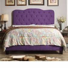 Wayfair Skyline Tufted Headboard by Mulhouse Furniture Elian Upholstered Panel Bed U0026 Reviews Wayfair