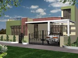 100 Houses Desings Front Floor Modern Designs Brown Elevation Story