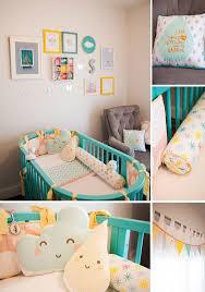 theme chambre b b mixte relooking et décoration 2017 2018 chambre bébé mixte colorée