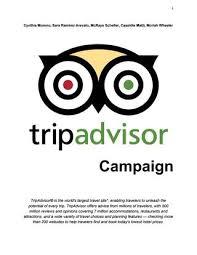 Tripadvisor Campaign By Sara Ramirez Arevalo