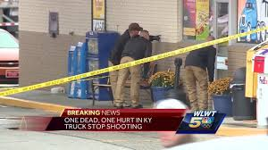 1 Dead, 1 Hurt In Suicide-shooting At Walton Truck Stop - YouTube