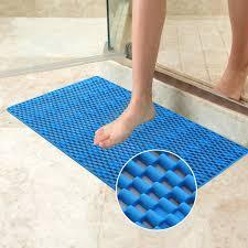 Buy Large Green Pvc Bath Mat Bathroom Shower Room Plastic Mats In Cheap Price On Malibaba