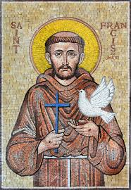 st francis of assisi madman or hippy or something else