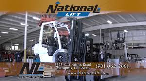 National Lift REV3 - YouTube Showrooms National Lift Truck Inc Find A Distributor Blog Logistics Firm Chooses Nla Forklift Rental Sales Boom On Twitter Personal De Crown Scissor 20 In Inventory Of Ark Nationalliftark 55000 Lb Taylor Tx550rc Trucks Forklifts 888 84290 Aerial Used For Sale Rental Forklift