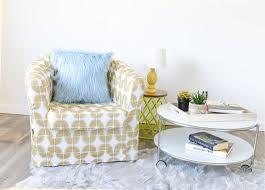 Ikea Henriksdal Chair Cover White by Metallic Gold Ikea Henriksdal Tullsta Chair Cover U2013 Rockin Cushions