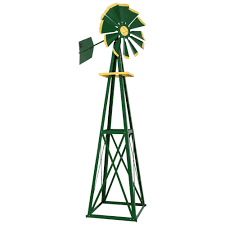 8' Green & Yellow Backyard Windmill | QC Supply Backyards Cozy Backyard Windmill Decorative Windmills For Sale Garden Australia Kits Your Love This 9 Charredwood Statue By Leigh Country On 25 Unique Windmill Ideas Pinterest Small Garden From Northern Tool Equipment 34 Best Images Bronze Powder Coated Windmillbyw0057 The Home Depot Pin Susan Shaw My Favorites Lower Tower And Towers Need A Maybe If Youre Building Your Own Minigolf Modern 8 Ft Free Shipping Windmillsnet