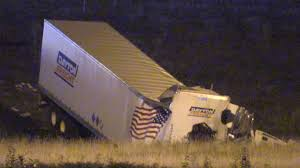 100 Dayton Trucking UPDATE 1 Killed 1 Hurt In Fiery Fourvehicle Pileup On I65 In