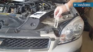 2008 impala headlight replacement