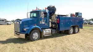 100 Service Truck Kenworth T800 YouTube