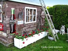 Decorating The Great Outdoors With Junk For 'Gitter Done!' - Funky ... Chaos Untidy Dorganised Mess Lazy Garden Backyard Junk Rubbish Outdoor Removal 4 Good Edmton Forgotten Yard Microvoltssurge Wiki Fandom Powered By Wikia The Backyard Garden Gets Jifiedfunky Interiors Best Creative Ideas On Pinterest Diy Decor And Chairs Junk Items Vegetable Gardening In A Small 2054 Call 2 Haul Allentown Pa Handpainted Upcycled Art From An Exhibit At The Nc State Sebastopols Quirky Sculptures A Photo Essay