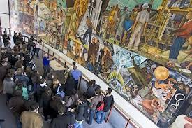 san francisco diego rivera murals guided tour diego rivera mural at city college sf funcheap