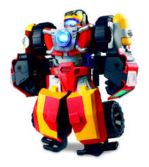 Official Images For Transformers: Rescue Bots Hot Shot, Rescue Guard ...