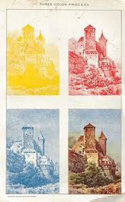 Early Representation Of The Three Color Process 1902