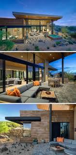 100 Desert House Design Moderndeserthousearchitectureoutdoorspace2901191106