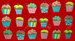 Cupcake Bun Fairy Cake Patty Stock Photo