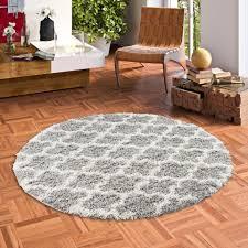 teppich shaggy hochflor teppiche langflor modern weich