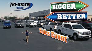 Bigger & Better Sales Event @ Tri-State Ford In Amarillo, Texas ... Tri State Truck Driving School Dallas Tx Gezginturknet Wiscoins Most Complete Bus Center Midstate New 2017 Intertional Lonestar Tandem Axle Daycab For Sale In Ky 1120 Used 2015 Prostar 1127 Tristate Tractor Pull Eitzen Shop Mn City Auto Sales 1920 New Car Update Ford In Amarillo Tx Youtube Equipment Inc Premier Group Turnersville Nj Used Cars Trucks Gabrielli 10 Locations The Greater York Area Preowned Dealer Waukon Ia West Side