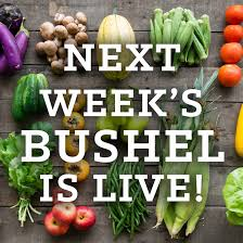 next week s bushel is live kale collard greens farmhouse delivery