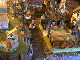 Lemax Halloween Village Displays by 20 Best Lemax Halloween Images On Pinterest Figurines The
