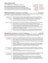 Technical Writer Functional Resume Sample