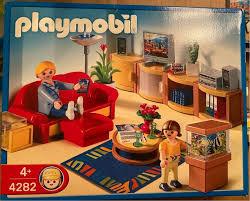 playmobil wohnzimmer 4282