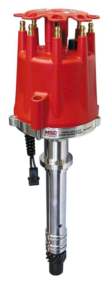 MSD Ignition 85551 Pro-Billet Distributor