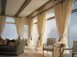 Living Room Curtain Ideas For Small Windows by Living 45 Orange Curtains In The Small Windows Formal Living