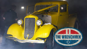 100 1934 Dodge Truck The Wrenchmen Johns Hot Rod Episode 4 YouTube