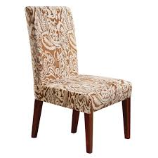 100 Wooden Dining Chair Covers Slipcovers For Room Soft Spandex Stretch Removable