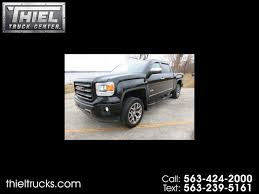 100 Valley Truck Center Used 2015 GMC Sierra 1500 For Sale In Pleasant IA 52767