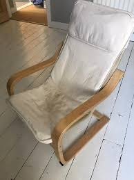 Poang Rocking Chair For Breastfeeding by Kids Ikea Poang Scandi Style Rocking Chair Off White Cream Nursery