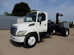 2011 Hino 338 New SL240 CDL Hooklift Truck #S51864 - Cassone Truck ... Rush Truck Center Ford Dealership In Dallas Tx Non Cdl Up To 26000 Gvw Reefers Trucks For Sale Isuzu Nqr 20 Foot Non Cdl Van With Lift Gate Ta Sales Inc 18 To 26 Foot Refrigerated Truck China Special Global Used Dealer Tampa Driver Resume Refrence Inspirational Goodyear Motors Bucket Under Atlas Job Openings And Description For 2019 New Hino 338 26ft Refrigerated At Industrial Homepage Arizona Commercial Rentals