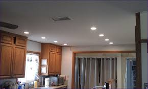 kitchen room marvelous recessed led kitchen ceiling lights small