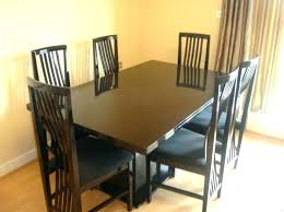 Used Dining Room Furniture Second Hand Chairs Simple With