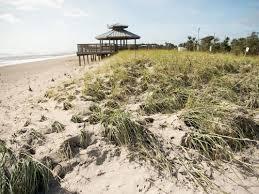 Bathtub Beach Stuart Fl Beach Cam by Bathtub Beach Closed For Repairs To Dunes Battered By Tides Wind