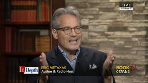Cspan's DEPTH Author & Radio Host Eric Metaxas Politics Religion You Ask Me Why Im Happy Youtube Chester Baldwin Sing It On Sunday Morning Online Bookstore Books Nook Ebooks Music Movies Toys Obituary Maryanne Taptich Barnes Realtor Tpreneur And The Blog St Peters Lutheran Church Of Warsaw Indiana Olive Tree Network Hosts Martin Luther King Jr Breakfast Jan 16 2017 Video Thank God For Bible 1981 Rev F C Sister Janice Barnes Restoration Worship Center Choir Luther Favor Larry Crews Family What Will By Simonetta Carr Can Say