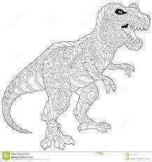 Coloriage T Rex Gratuit Fresh Coloriage Dinosaure 8 Dessin Imprimer