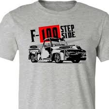 Vintage Truck-1956 Ford F100 Stepside T-shirt – Spoke N Wheelz Vintage 70s Fords Haul Ass Novelty Tshirt Mens S Donkey Pickup Ford Super Duty Tshirt Bronco Truck In Gold On Army Green Tee Bronco Tshirts Once A Girl Always Shirts Hoodies Norfolk Southern Daylight Sales Mustang Kids Calmustangcom Rebel Flag Tshirts And Confederate Merchandise F150 Shirt Truck Shirts T Drivin Trucks Taggin Bucks Akron Shirt Factory The Official Website Of Farmtruck Azn From Street Outlaws Tractor Tough New Holland Country Store