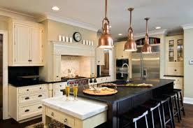 pendant lighting kitchen island copper pendant lights above