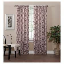 blackout curtains red target