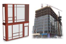 Unitized Curtain Wall Manufacturers by Graham U0027s Window Wall Solution Graham Architectural Products