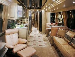 Tour Bus And Rv Interior Images