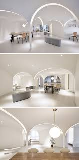 100 Modern White Interior Design This Minimalist Apartment Has LightFilled Arches