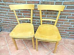 50er frankfurter küchenstuhl kneipenstuhl holzstuhl